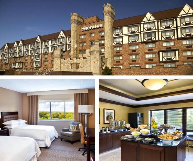 Boston Sheraton Framingham Hotel